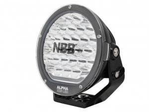Fjärrljus NBB Alpha 225 Full LED med pos.ljus + DT 3polig