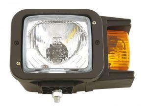 Ploglampa höger med blinkers