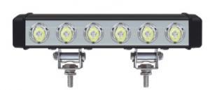 LED-ljusramp 6x10W, 280 mm