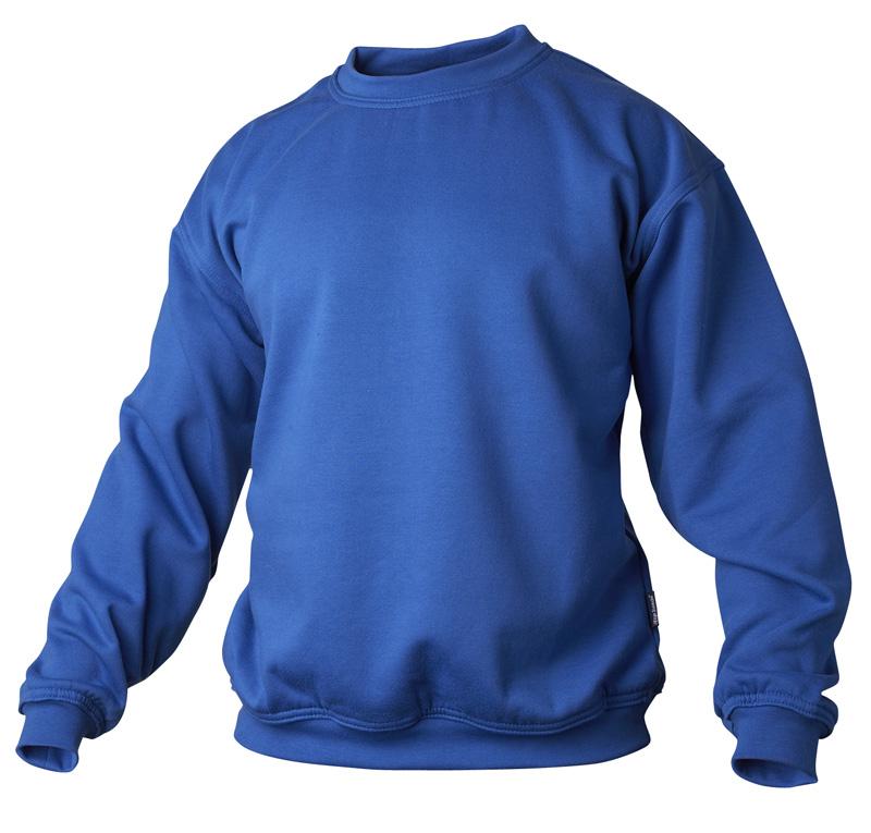 Sweatshirt royalblå