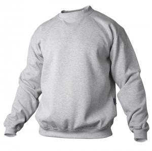 Sweatshirt Askgrå