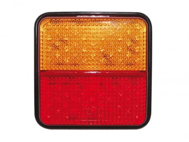 Bak-broms-blinkerslampa LED 95mm