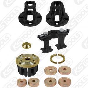 verktygssats för kompakt hjullagermontering VAG, 17-delars