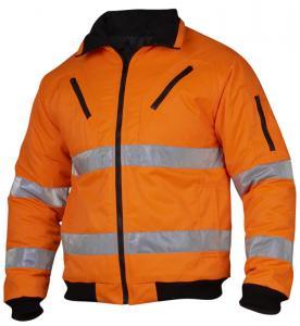 Pilotjacka Varsel orange