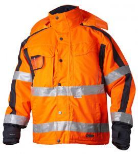 Vinterjacka varsel orange 5317