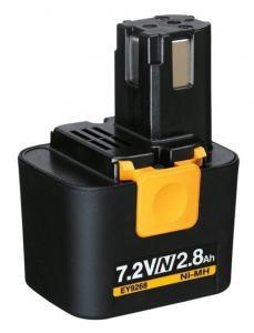 Batteri EY9268 7,2v 2,8Ah Ni-mh