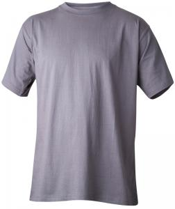 T-Shirt bomull grå