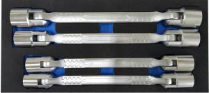 BATO Dubbel Lednyckelsats 20-32mm. EVA 1/3.