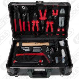 """KS Tools, 3/8"""" UNIVERSAL-VERKTYGSSATS, 165-DELARS"""