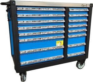 verktygsvagn xxl 16 lådor