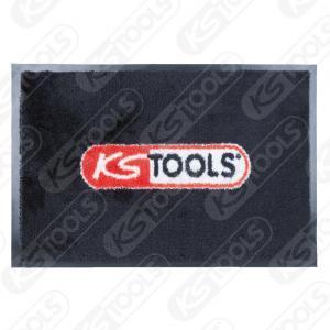 Golvmatta med KS-logotyp,40x60cm