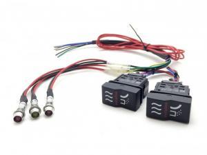 Kablage MB Actros 2012 och nyare, delad med knappar