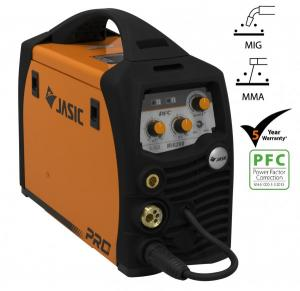 JASIC PRO MIG 200 MULTI PROCESS INVERTER PFC WIDE VOLTAGE