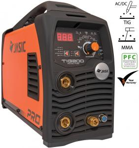 JASIC PRO TIG 200AC/DC PULS MINI DIGITAL