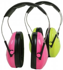 Hörselskydd Peltor Kid Neongrön