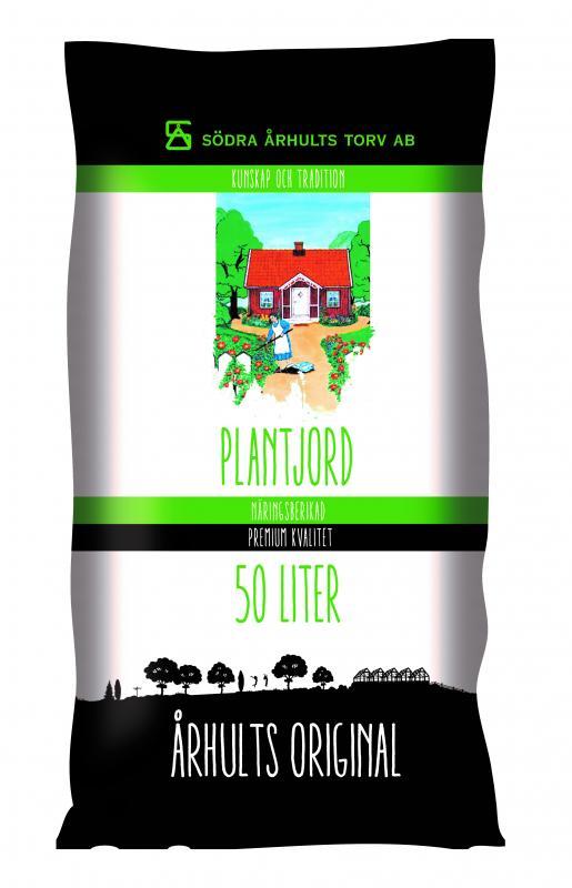 Plantjord 50L