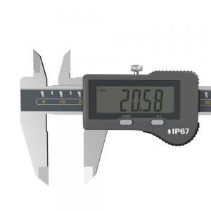 SYLVAC IP67 digitalt skjutmått S_Cal EVO Standard 200 mm (810.1522) djupmätare 4x1,4 mm