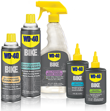 WD40 BIKE kit
