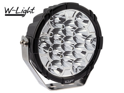 W-Light Booster 9″ – 728m 1 LUX – E-godkänd