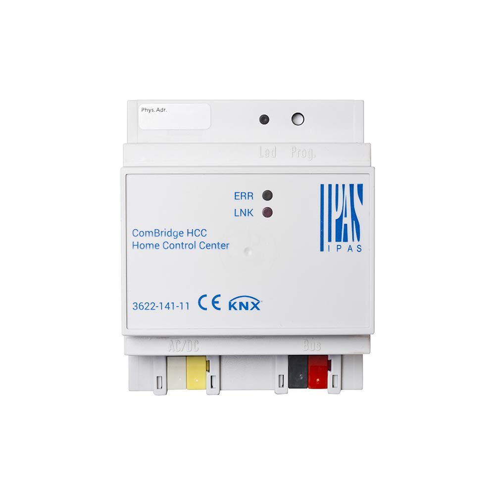 IPAS Home Control Center -  CB HCC