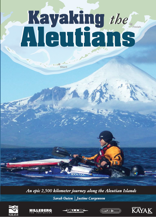 DVD film Kayaking the Aleutians
