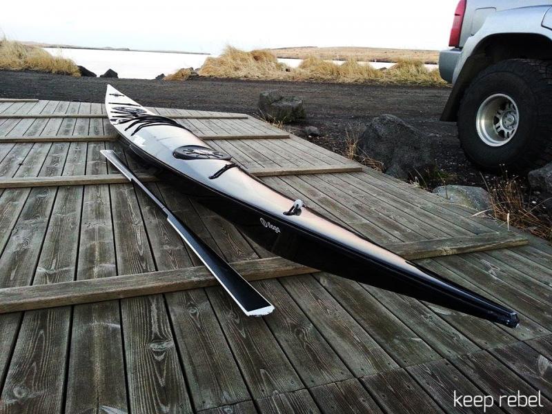 Rebel Kayaks ILAGA