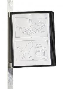 Durable Väggställ Magnet kompl med 5 panel