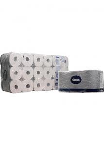Kleenex® Toalettpapper 2-lagers (fp om 12 rullar)