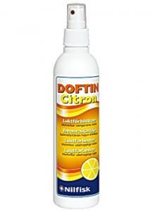 Nilfisk Luktförbättrare Doftin citron spr. 250ml