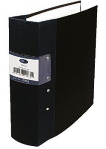 Kontorspärm A4 80mm svart