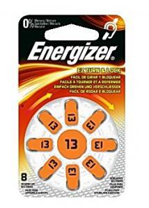 Energizer Batteri hörsel 13 orange (fp om 8 st)