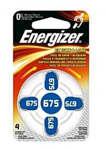 Energizer Batteri hörsel 675 blå (fp om 4 st)