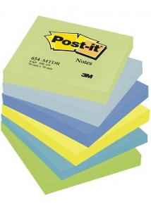 Post-it® Notes Dream Rainbow 76x76mm