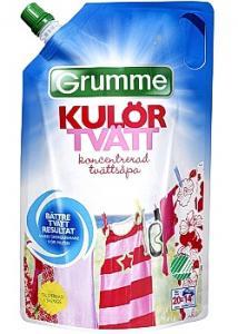 Cederroth Tvättmedel GRUMME Tvättsåpa kulör 0,8L