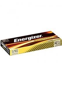 Energizer Batteri Industrial AAA (fp om 10 st)