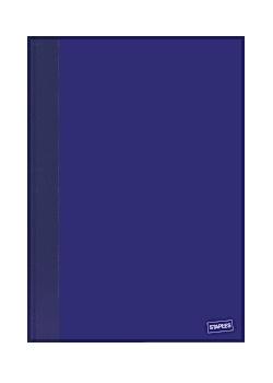 Anteckningsbok A4 rutad blå (block om 96 blad)
