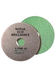 "Nilfisk Rondell 16"" steg 4 grön (fp om 2 st)"
