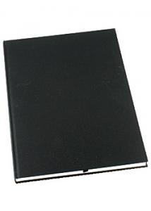 Antbok GRIEG Design inb A4 100g linj sv