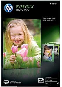 Hewlett Packard Fotopapper CR757A 10x15cm 200g (fp om 100 blad)