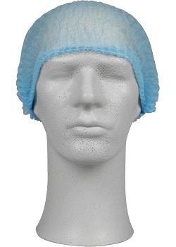 ABENA Hårnät blå nonwoven (fp om 200 st)