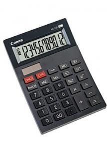 Canon Bordsräknare AS-120 svart