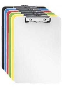 Skrivplatta utan omslag sorterade färger