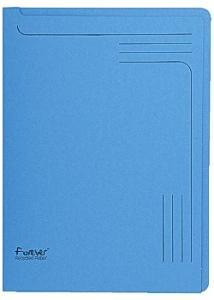 Exacompta Aktmapp 290g blå (fp om 25 st)