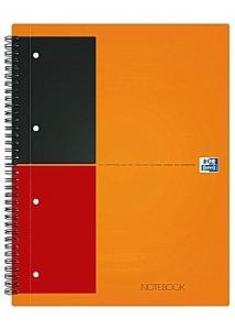 Oxford Anteckningsbok OXFORD NoteBook A4+ linjerad