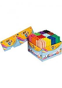BiC Fiberpenna kids Visacolor XL (fp om 144 st)