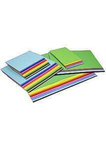 Mixsats färgat papper (fp om 1100 blad)