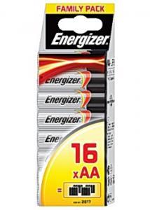 Energizer Batteri AA Fam.P (fp om 16 st)