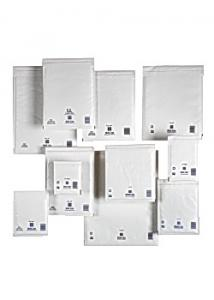 Mail Lite® Bubbelpåse B/00 120x210mm vit (fp om 100 st)