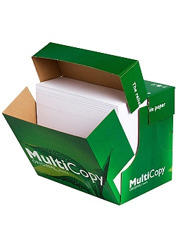 Multicopy Kop.ppr A4 80g h XP (fp om 2500 blad)