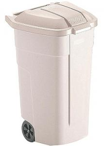 Rubbermaid Commercial Products Soptunna 100L beige